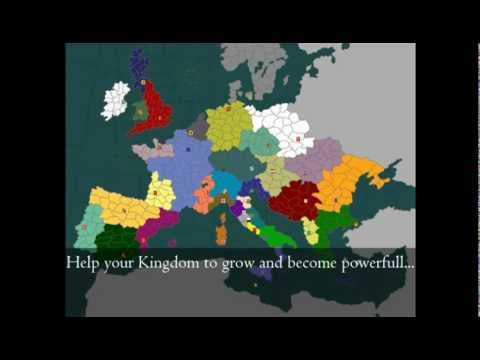 Medieval Europe - Kingdom of Serbia (English version)