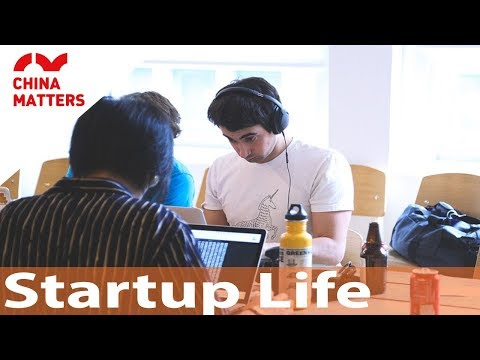 Young Entrepreneurs in China: What is life like for startups