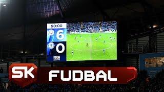 Bruka Čelsija na Etihadu   Mančester Siti - Čelsi 6:0   SPORT KLUB Fudbal