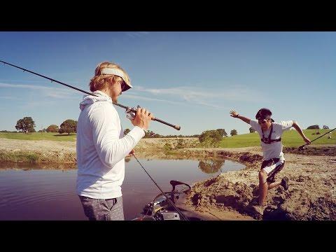 Bass Fishing The Yamamoto Ranch with 1Rod1ReelFishing