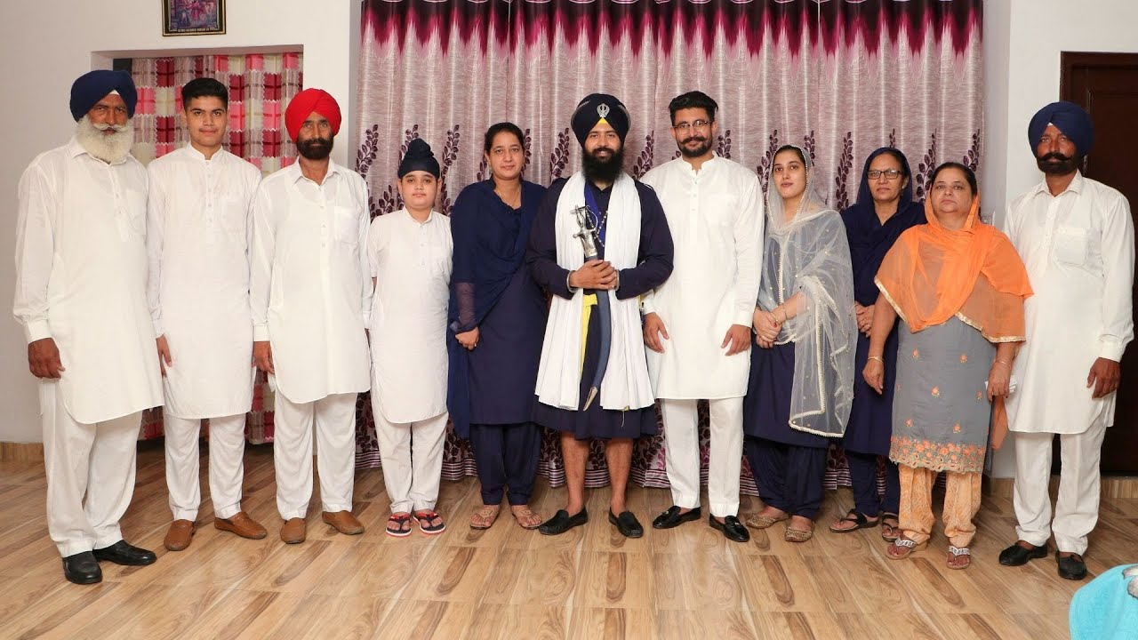 A TRADITIONAL PUNJABI SIKH WEDDING | SIMPLE SIKH WEDDING HIGHLIGHTS | Dilavar Singh & Mehakdeep Kaur