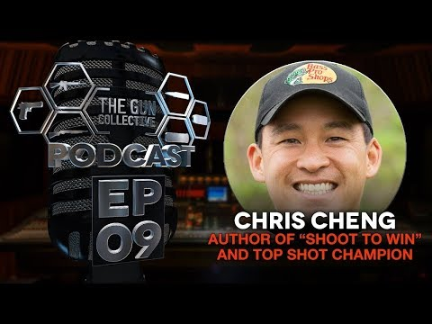 Chris Cheng - Top Shot Champion | TGC Podcast | Ep. 009