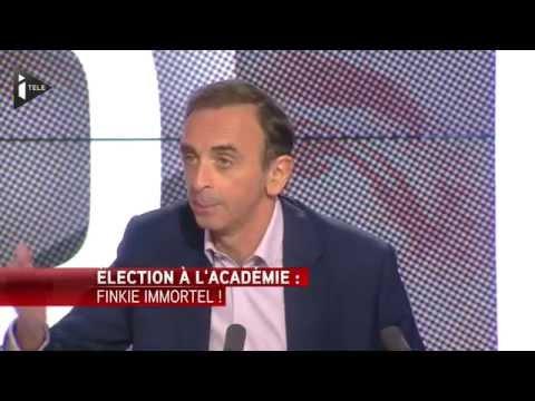 Finkielkraut à l'Académie française: Finkie immortel ! - CSD