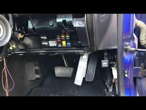 Holden VZ BCM No Key No Start Issue Fixed