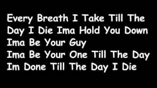 Elias ft Anne Marie - Day I Die w/lyrics