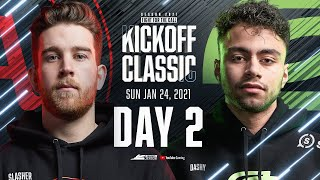 Call Of Duty League 2021 Season | Kickoff Classic | Day 2