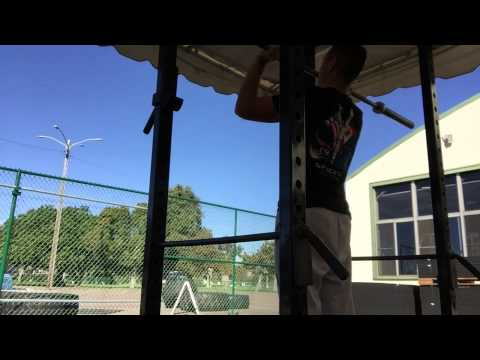 GS Vlog #159 - Trap Bar and OHP Workout