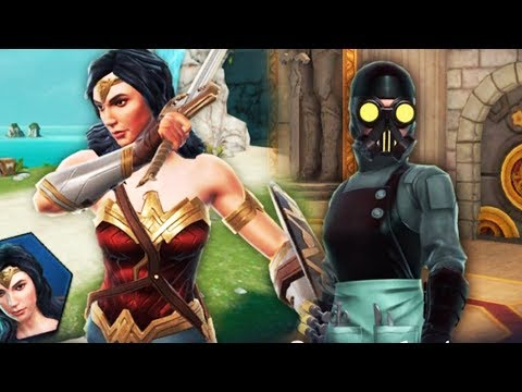 Wonder Woman Movie & Doctor Poison Coming Soon, Gameplay #70 | DC Legends