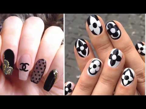 Ногти спортивный дизайн