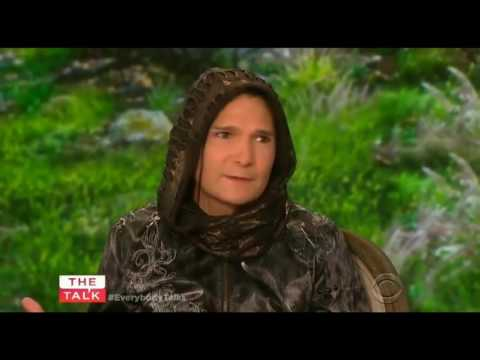 Corey Feldman talks Corey Haim, Michael Jackson & music career on THE TALK