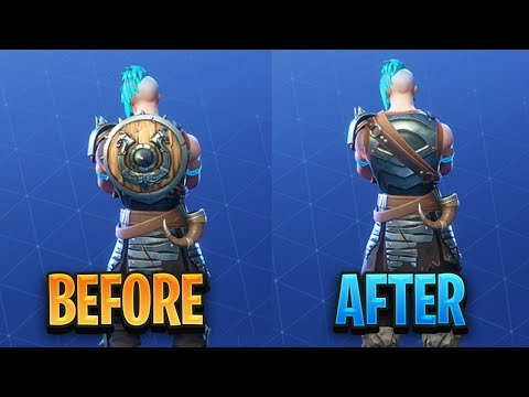 How To Fix The Back Bling GLITCH in Fortnite Season 5..