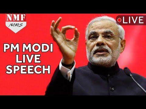 PM Modi Dedicates multiple development projects in Bharuch, Gujarat