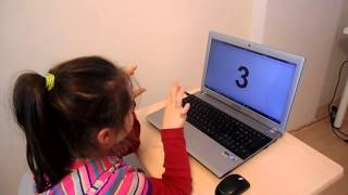 Lüleburgaz Mega Aritmetik Cansu 7 yaş Flash Anzan Çalışması
