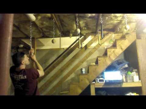 American Ninja Warrior: Ascending Cannonball Alley Practice
