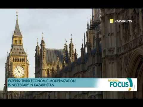 Third economic modernization is necessary in Kazakhstan