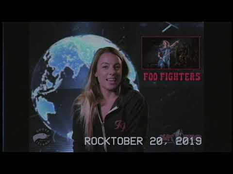 ROCKTOBER 20, 2019 - Foo Fighters
