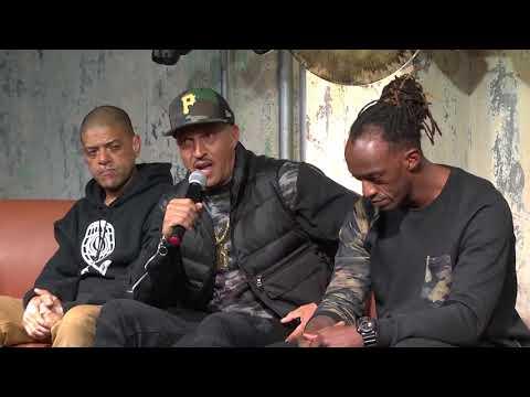 Racionais: Abrindo espaço para talentos do rap // Red Bull Station