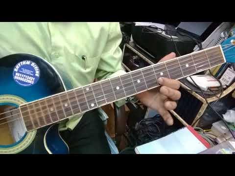 Dil Diya Hai Jaan Bhi Denge Guitar Lesson.!! Karma !!