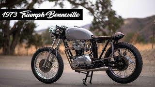 1973 Triumph Bonneville | Canon C200 | 4K RAW