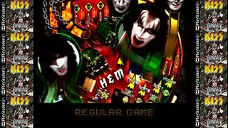 Kiss Pinball Gameplay (PS1)
