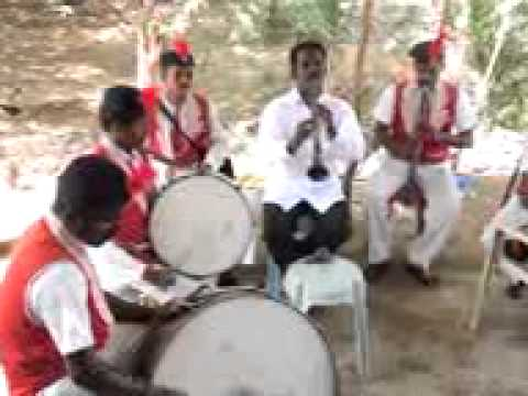 A VILLAGE IN TIRUNELVELI MARRIAGE DRUM SET keela omanallur music village function