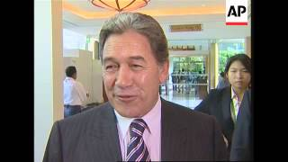 New Zealand  FM Winston Peters in controversy over funding