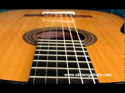 Robert O'Brien Fine Classical Guitars