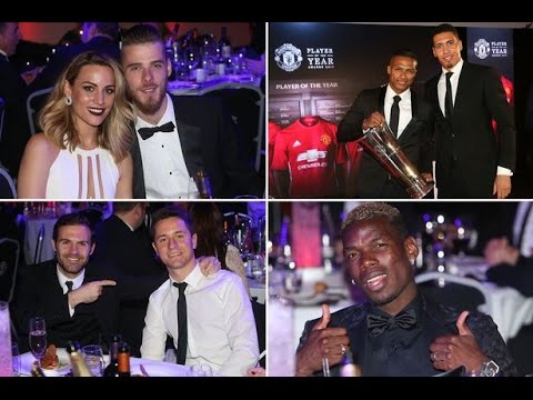 Manchester United Player Of The Year Awards 2017