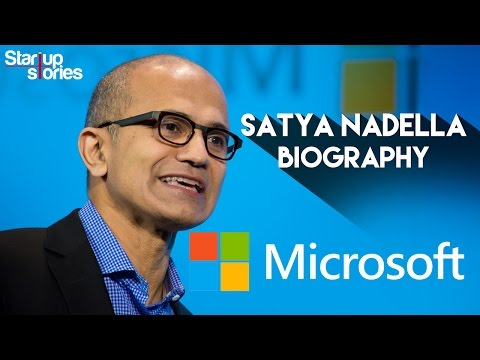 Microsoft CEO | Satya Nadella Biography | Success Story | Startup Stories