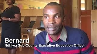 More Girls Completing Primary School - The Impact of Team Kenya's Work