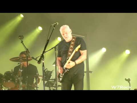 David Gilmour Sorrow Live Firenze 2015 ...