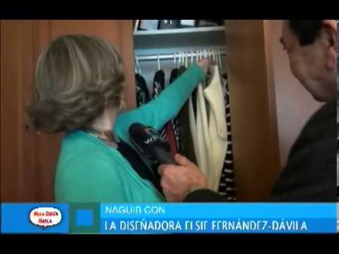 Naguib Ciurlizza entrevista a Elsie Fernández-Dávila (parte 1)