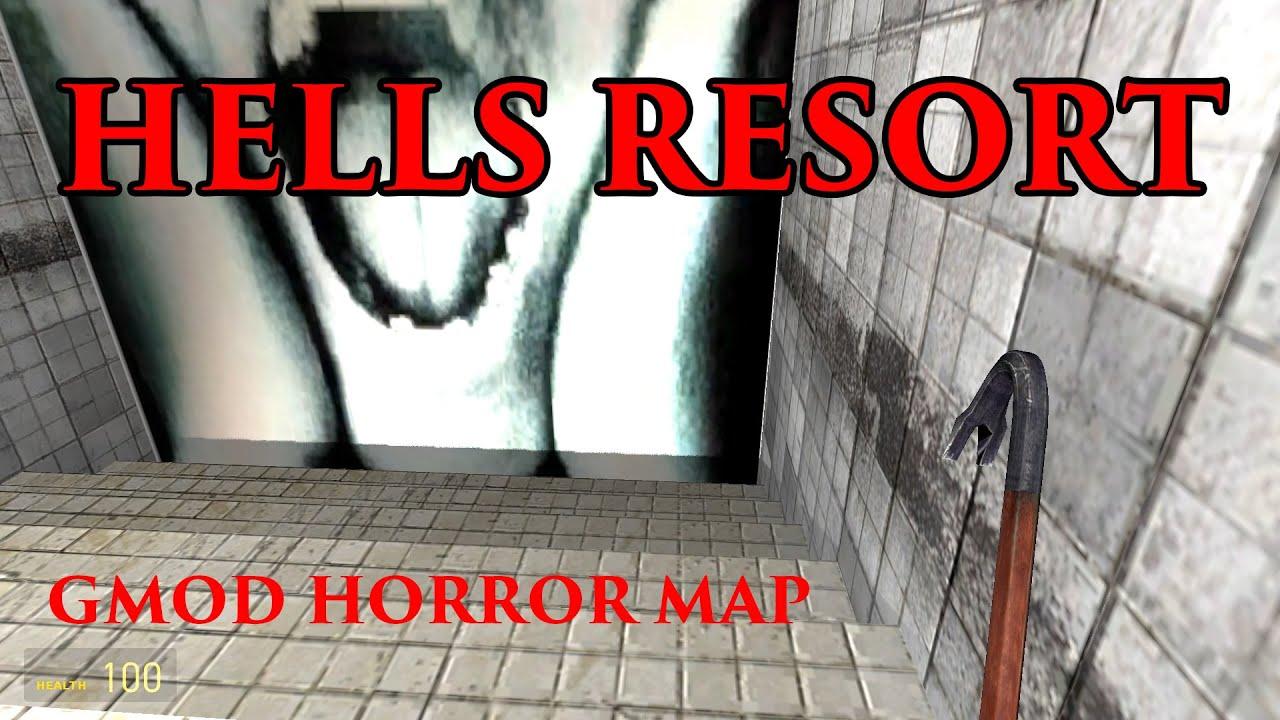 Hell' Resort - Gmod Horror Map