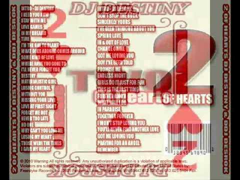 2 OF HEARTS FREESTYLE MIX ...DJ DESTINY & DJ DESROK