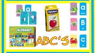 Baixar Alphabet Flash Cards by School Zone SZP04001