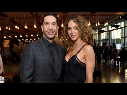 David Schwimmer and Wife Zoe Buckman Announce They're Taking 'Time Apart'