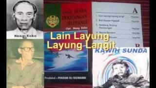 Lain Layung Langit & Bali Geusan Ngajadi - Mang Koko (Akoer Lah) Mp3