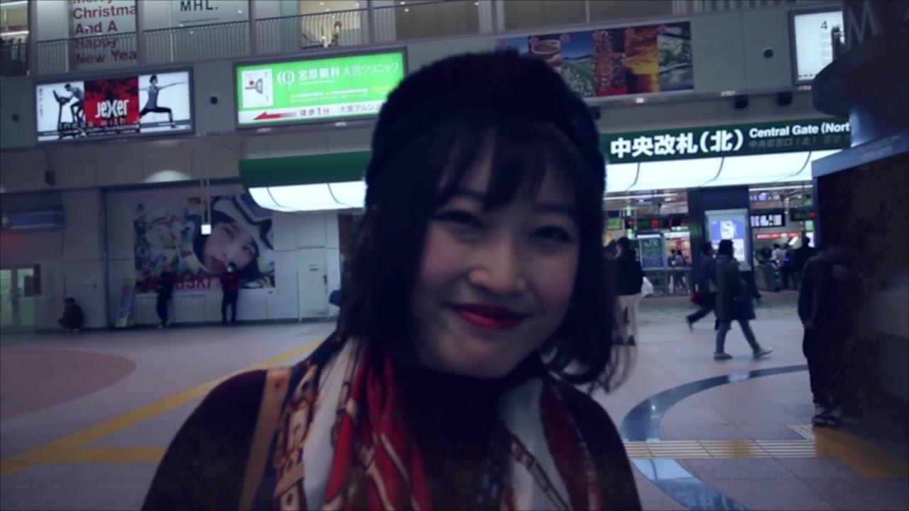 JR東海 クリスマスエクスプレスCM パロディ/2017ver. - YouTube
