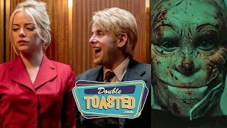 MANIAC NETFLIX ORIGINAL SERIES REVIEW | CHANNEL ZERO SEASON 4 TRAILER - Double Toasted Reviews