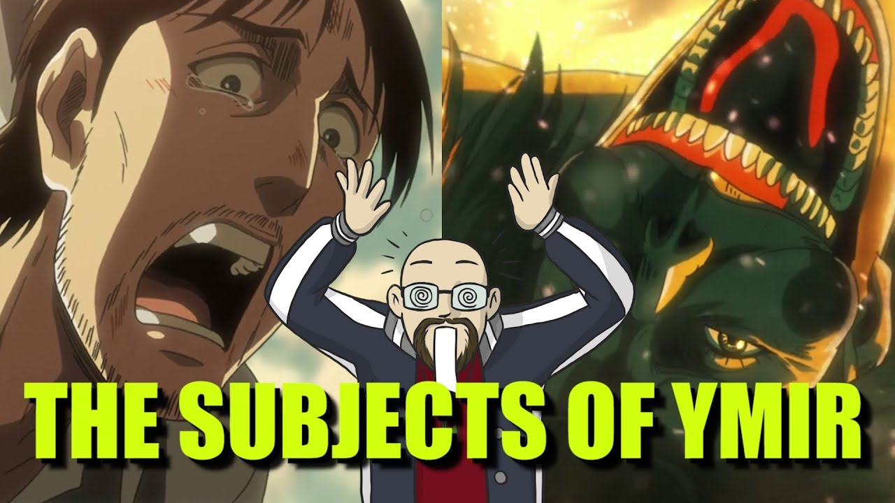 Grisha's Twisted Backstory & The Subjects of Ymir - Attack on Titan Episode 57 Review - YouTube