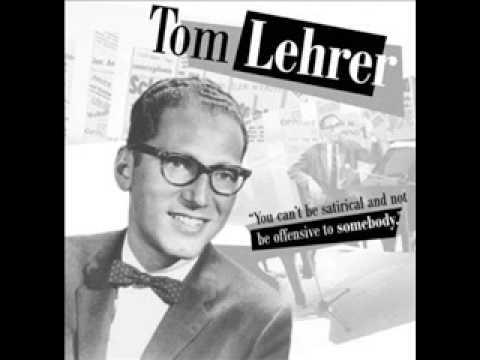 Tom Lehrer The Irish ballad