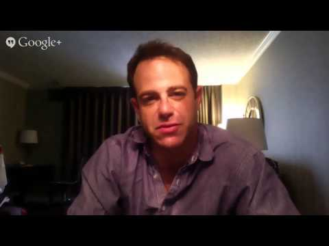 Paul Adelstein 2014 interview about 'Return to Zero' and Emmy Awards
