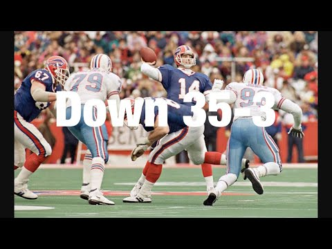 The Greatest Comebacks in NFL history