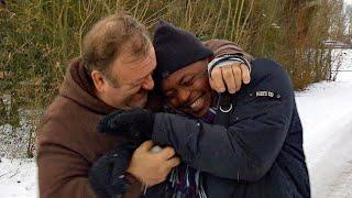 Happy End auf Bayerisch: Flüchtling Saidu darf bleiben