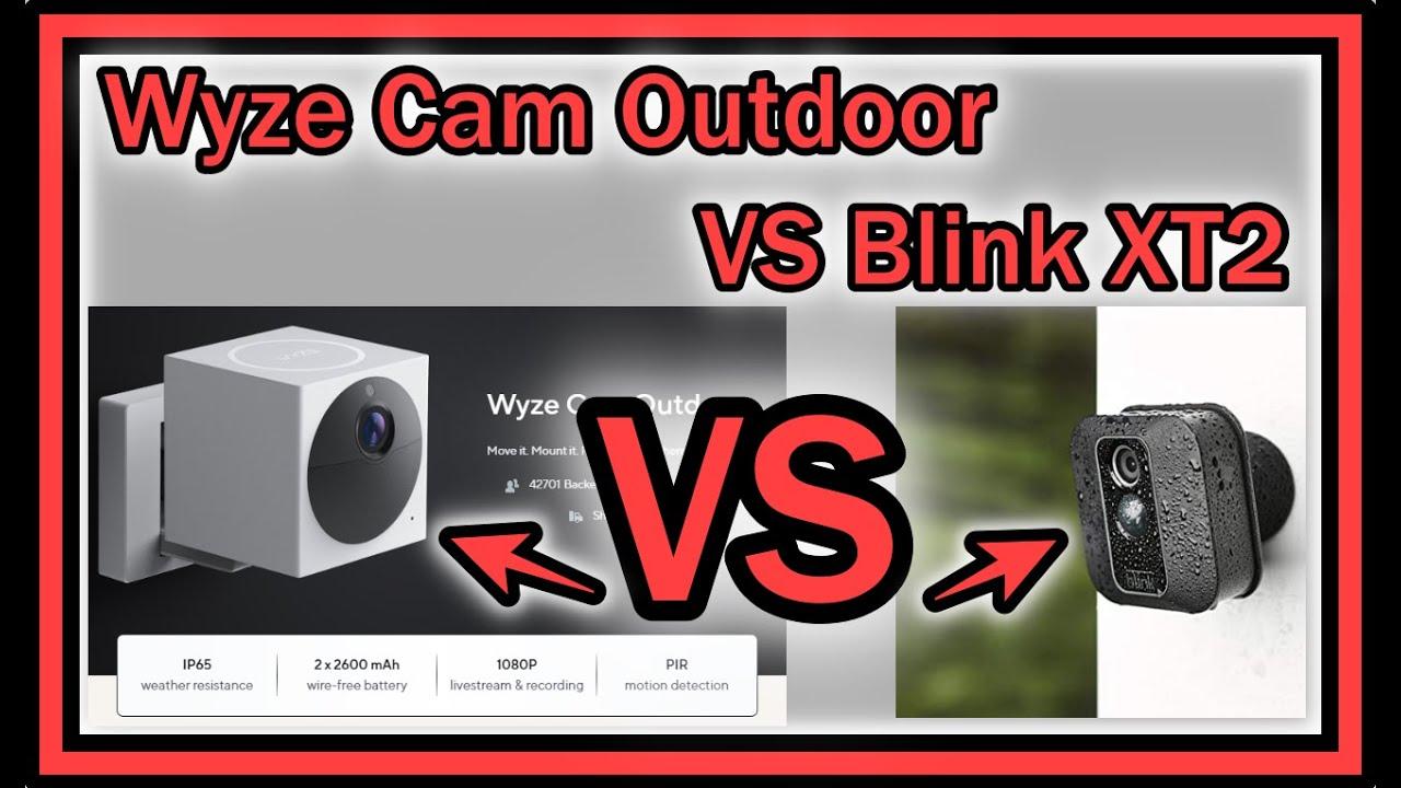 Wyze vs Blink – Best Outdoor Battery Videos