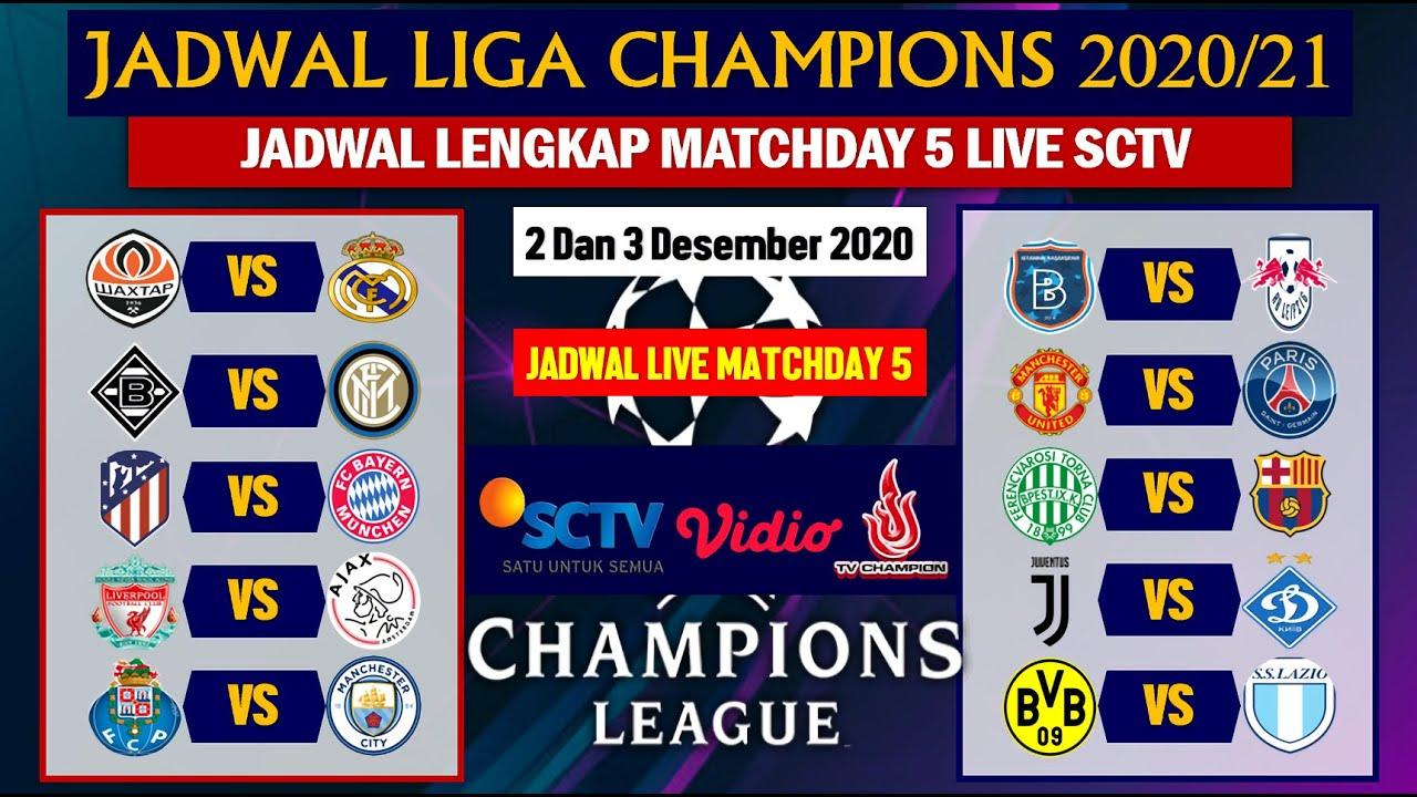 Jadwal Liverpool Liga Champion 2020 / Jadwal Liga ...