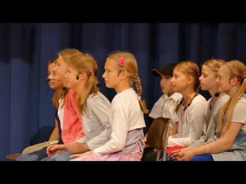 25 Jahre Freie Evangelische Schule Stuttgart Musical