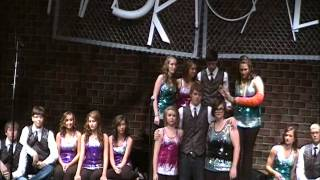 "2012-2013 GAHS Madrigals Show Choir perform ""ANYWAY"""