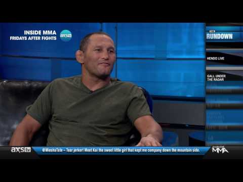 Dan Henderson on Title Shot vs Bisping, Retirement and More on Inside MMA