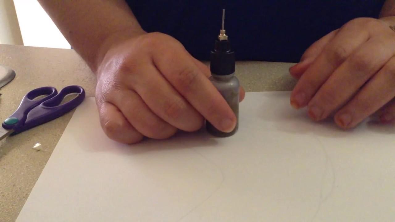 Mehndi Henna Kit Michaels : How to: henna applicator bottles & tips with freehandmehndi youtube